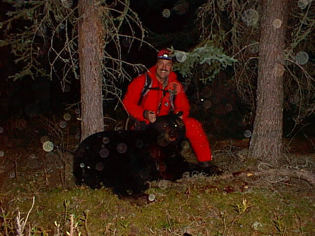 bear hunting in Saskatchewan