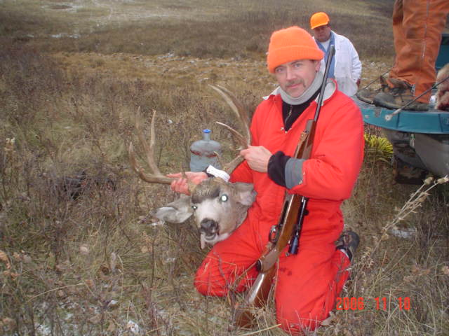 Saskatchewan Mule Deer