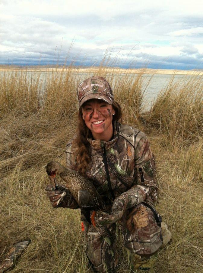 Montana duck hunting