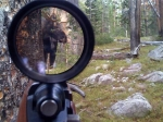 hunting with a iphone