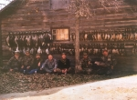 The Duck Wall at Stanley's Goose Camp