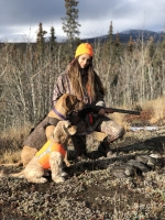 Girls love to hunt too!